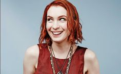 Felicia Day doesn't want you to think she's a creeper, but she really, really loves her #Supernatural costars.