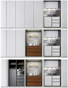 Pantry System by Schiffini Pantry, Kitchen Design, Bookcase, Design Ideas, Shelves, Interiors, Home Decor, Pantry Room, Butler Pantry