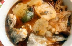Portuguese Tomato Soup With Fish Recipe Recipe Recipes Fish Recipes Portuguese Recipes