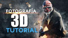 Animación De Fotografía  en 3D After Effects Tutorial
