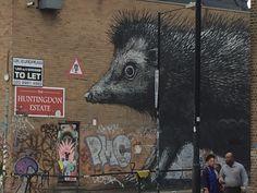 Londres 2015, prêt de Brick Lane