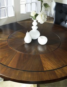 The Manhattan dining room table by Somerton Dwelling.