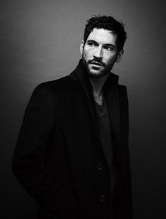 In Lucifer, Fox's 2016 dramedy based on the graphic novels by Neil Gaiman, the Devil is more mischievous than cruel. Images Lady Gaga, John Bernthal, Films Netflix, Gideon Cross, Tom Ellis Lucifer, Actrices Hollywood, Portraits, Hommes Sexy, Morning Star