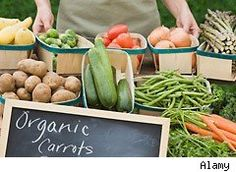 Don't be scared into buying all Organic just for the heck of it. Here's a little help towards making informed decisions.