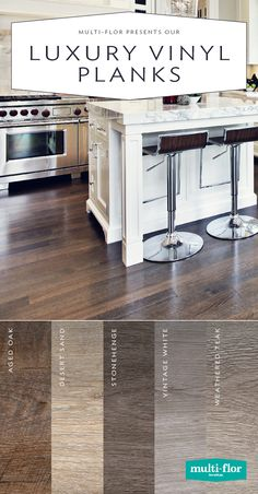 Browse our range of LVP Laminate Flooring range for a polished look at affordable prices. The finish layer is resistant to most stains, scratches and burns. Laminate Flooring, Burns, Stains, Range, It Is Finished, Trends, Texture, Kitchen, Home Decor