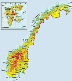 Norge.......to the Mother(s)land....