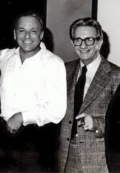 Jimmy Fratiano and Frank Sinatra Real Gangster, Mafia Gangster, Carlo Gambino, East Chicago, Mafia Crime, Chicago Outfit, Al Capone, People Of Interest, Tough Guy