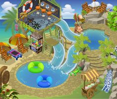 Pool Party Overview