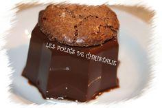 Crème au chocolat légère