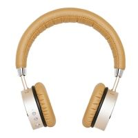 WOOFit  Headphones Golden