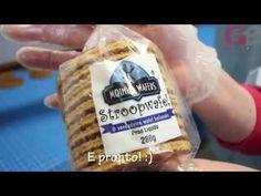 Descubra como são produzidos os biscoitos Stroopwafel Moinho
