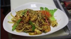 DIY Singapore Food (6) Fried Bee Hoon  http://easydiy365.com/?p=36869
