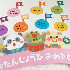 Birthday Wall, Birthday Board, Class Management, Appreciation, Backdrops, Kindergarten, Classroom, Display, Teaching