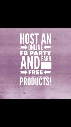 Host a Facebook party!!! Earn free product.https://www.jewelryincandles.com/store/courtney-bouchard/ https://www.facebook.com/pages/Courtneys-Jewelry-In-Candles/895232247170295
