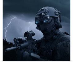 Special Ops night vision