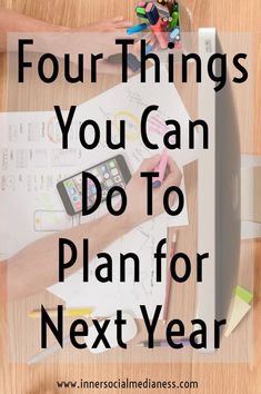 Four Things You Can Do To Plan for Next Year - When you start working on your marketing plans for your small business or blog, it's always good to remember that it's not just about the number of followers or the amount of money you want to make. Your marketing plans should include thinking about what's pieces of the marketing puzzle that you're missing and a plan to figure out how you can find some answers. via @penneyfox