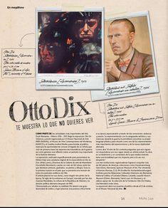En Megáfono: Otto Dix   Marvin 146: Capital