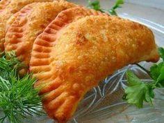 Aus der russischen Küche: Rezept Nr. 22 - Tschebureki