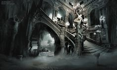 Gothic Wallpaper For Home With Gothic  HOME