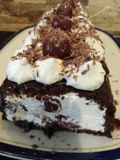 Black Forest, Confectionery, Pudding, Cake, Sweet, Desserts, Food, Candy, Tailgate Desserts