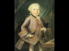 Mozart Symphony No. 1 - I. Molto allegro - his first symphony written while he was under ten years old