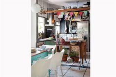 Una casa que mezcla estilos - Revista OHLALÁ! - Revista Ohlalá!