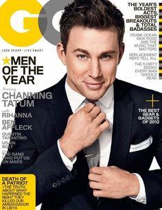 Channing Tatum <3 GQ Man of the Year 2012