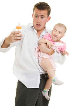 Sweet dreams! | People Holding Baby Nic Cage Is The Most Frightening Tumblr Ever Created