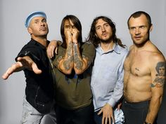 #rhcp ... RED HOT CHILLI PEPPERS .. They are definitely one of the best bands in the world