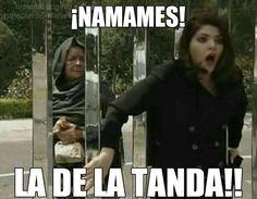 Tanda in spanish