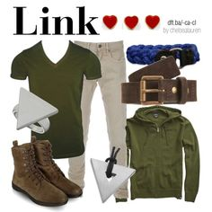 How to dress like... Link from The Legend of Zelda
