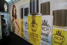 RICH Pure Luxury at Cosmoprof 2014!