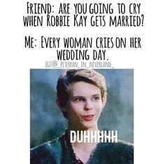 are you going to cry when robbie kay gets married - Google Search