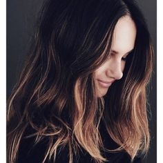 25 Stunning Examples of Brown Ombré Hair Ombre Hair dark brown ombre hair Dark Ombre Hair, Ombre Curly Hair, Brown Blonde Hair, Ombre Hair Color, Light Brown Hair, Brown Hair Colors, Dark Hair, Curly Hair Styles, Dark Brown