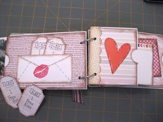 Envelope mini album