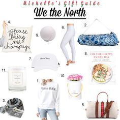 Holiday Gift Guide: We The North  http://openhartz.com/home/2016/12/3/holiday-gift-guide-we-the-north