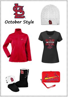 St. Louis Cardinals October Style