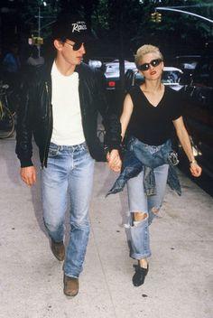 Sean AND Madonna