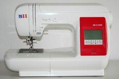 Testbericht W6 N 5000 Nähmaschine