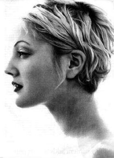 Drew Barrymore Hairstyles Picture