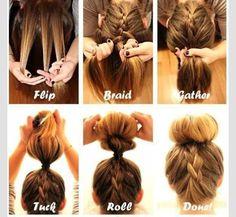 Easy hair tutorial