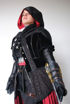 Evie Frye' s coat (Assassin's creed syndicate)