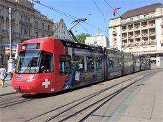 Light Rail, Zurich, Transportation, World, Vehicles, Iron, Switzerland, The World, Rolling Stock