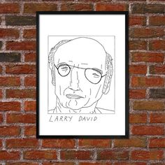 Love this Larry David.