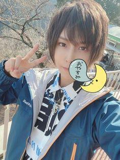 Cute Asian Guys, Fanart, Asian Men, Vocaloid, Real Life, Japan, Twitter, Face, Anime