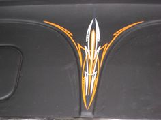 Some recent pinstriping pictures - DFWstangs Forums