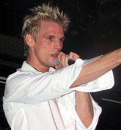 Not Too Young, Not Too Old: Aaron Carter Hopes For Fresh Start Following Chapter 7 Bankruptcy Filing
