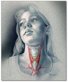 Effects of Fluoride on the Thyroid Gland-- the thyroid pathways keep your memory working and your brain functioning. When fluorine enters, it shuts down 72 known iodine pathways.