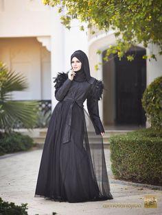 Abaya by Almotahajiba. Spring Collection 2014.