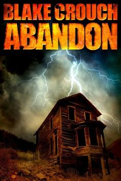 Abandon by Blake Crouch. One of the best books that I've read in a long time!